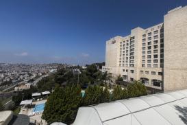 Plaza Nazareth Illit Hotel-1