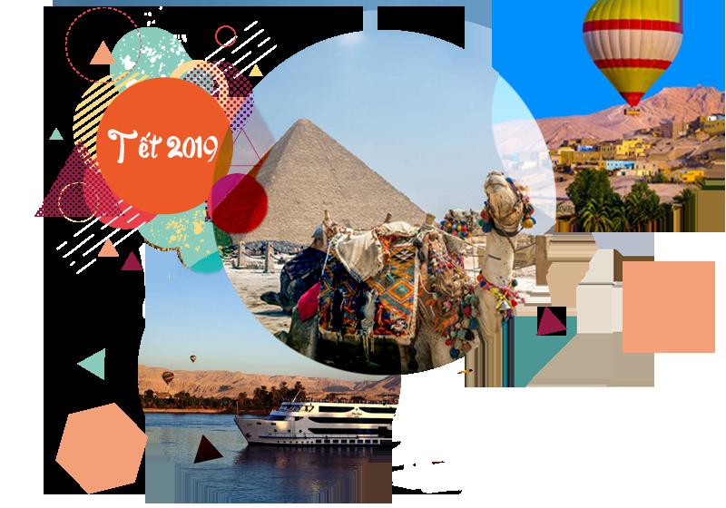 Tour Ai Cập Huyền Bí
