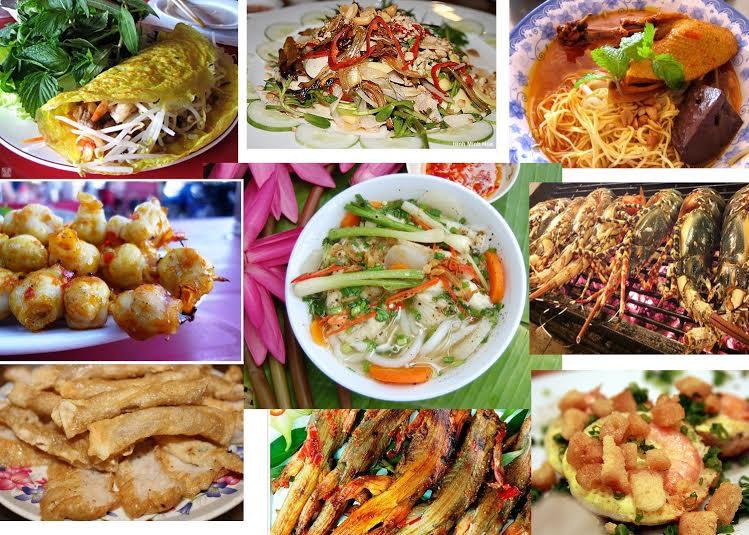 Những món ăn bạn nên thử khi đến Mũi Né