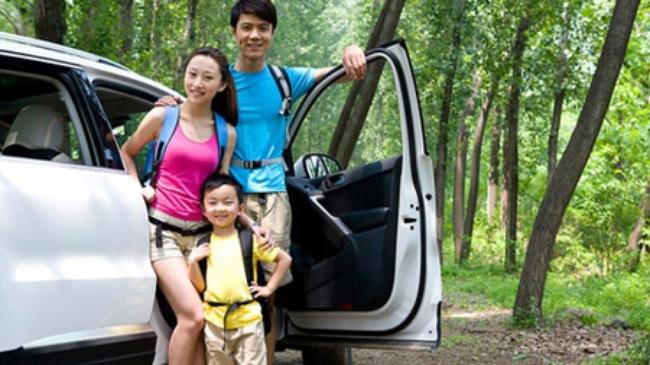 Du lịch với trẻ em. Ảnh 1