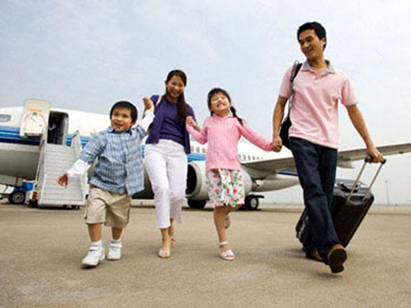 Những lợi ích mà bạn không ngờ tới khi đi du lịch với trẻ em
