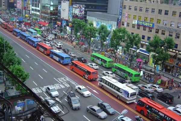 Giao thông tại thủ đô Seoul