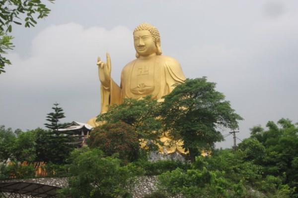 Bức tượng Phật Thích Ca Mâu Ni
