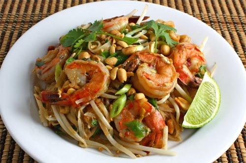 Pad Thai, món mỳ xào đường phố trứ danh