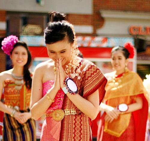 kinh nghiệm du lịch Thái Lan - văn hoá chào