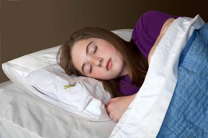 Những chiếc gối của chính bạn sẽ giúp bạn ngủ ngon hơn
