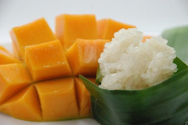 ẩm thực đường phố Thái Lan: xoi-xoai