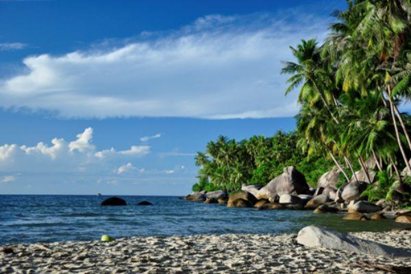 Quần đảo hoang sơ Hải Tặc