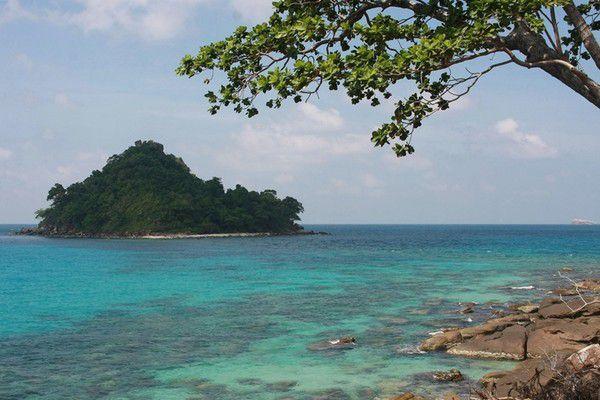 Đảo Thổ Chu - đảo hoang sơ