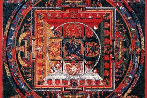 vajra bhaivara mandala