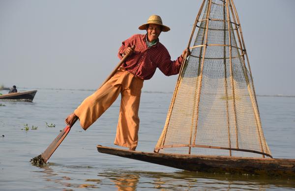 Kinh nghiệm du lịch Myanmar - Inle Lake