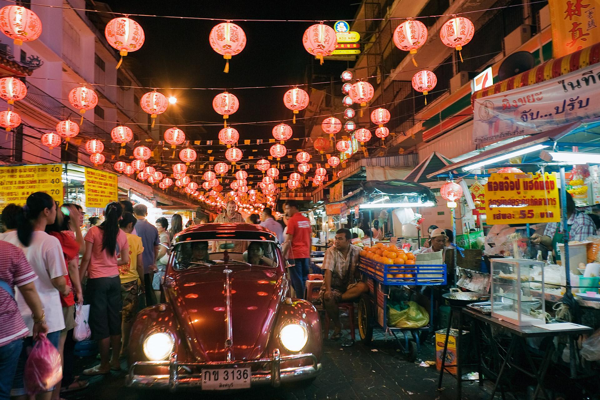 Hòa mình vào lối sống của người Hoa ở Bangkok