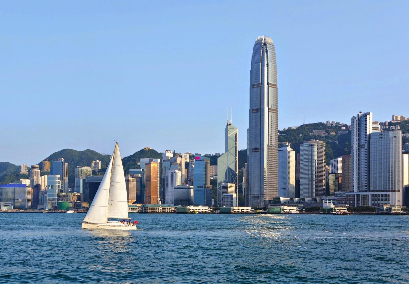 HongKong - Một trong những thành phố du lịch nổi tiếng