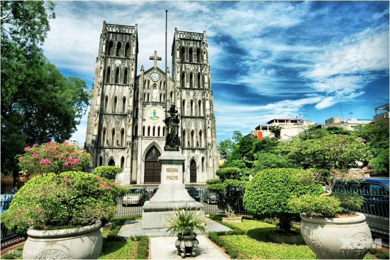 Nhà thờ cổ Việt Nam: nhà thờ Lớn ở Hà Nội