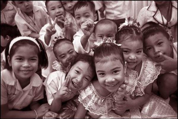 đi du lịch thái lan: tre-em-bangkok