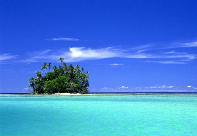 Đảo Kohrong được mệnh danh là Hawaii của châu Á