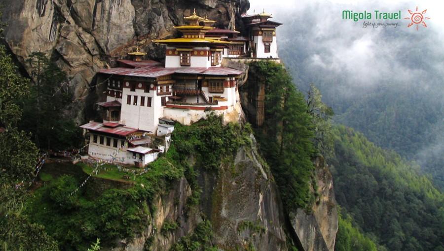 Tu viện Paro Taktsang