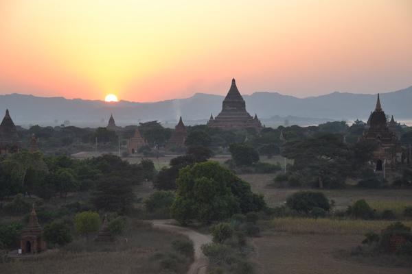 Myanmar là điểm hành hương đầu năm lý tưởng