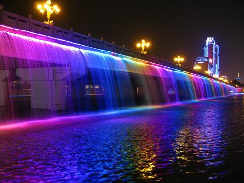 Tham quan Seoul - Cầu Banpo