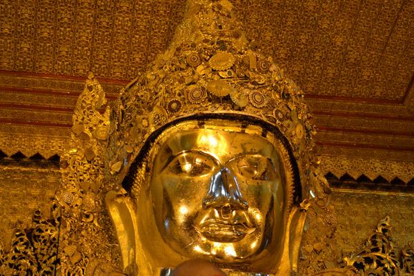 mahamuni-myanmar-kinh nghiệm du lịch myanmar