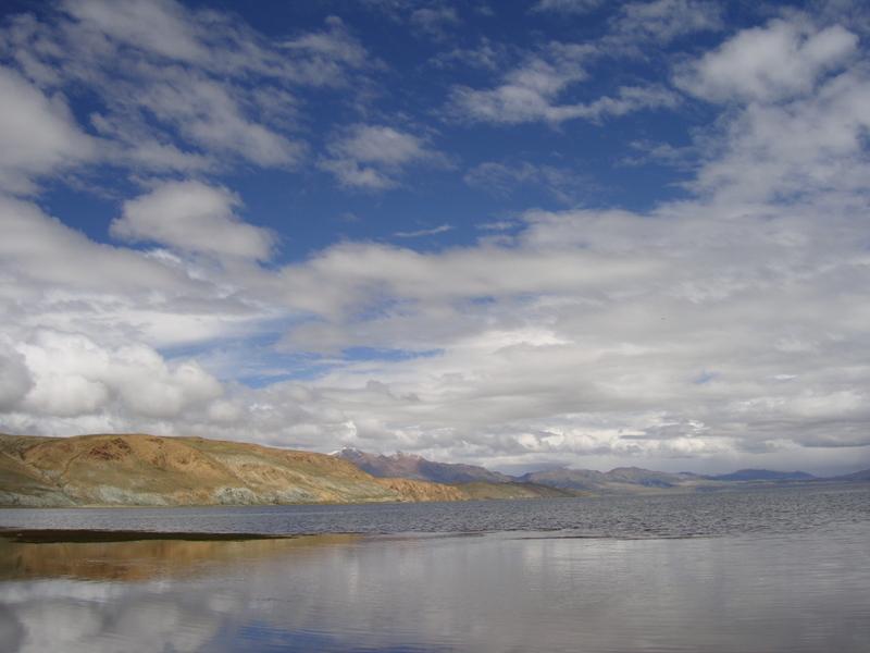 Hồ Manasarovar