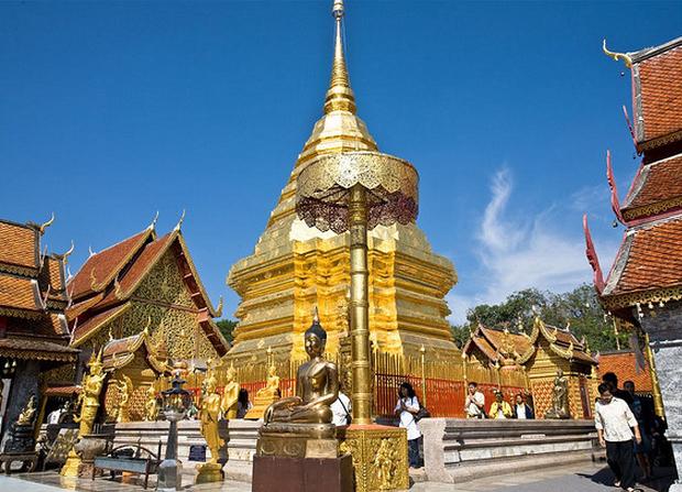 ngôi đền Doi Suthep