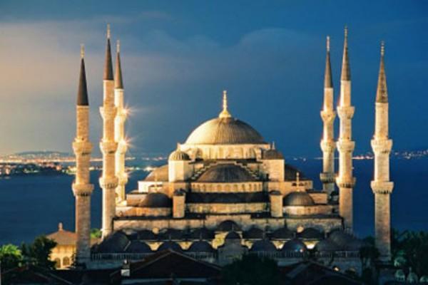 Nhà thờ Sultan Ahmed