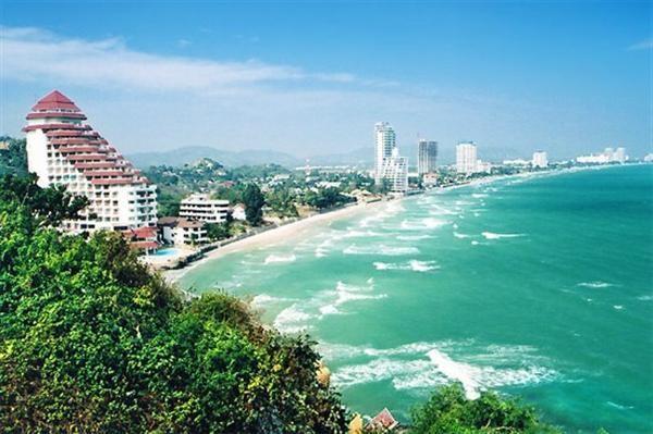 Thành phố Hua Hin - Thái Lan