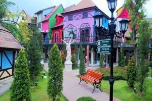 Thành phố Mimosa