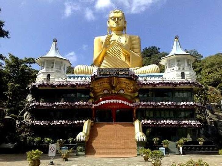 Khu di tích Phật giáo Dambulla