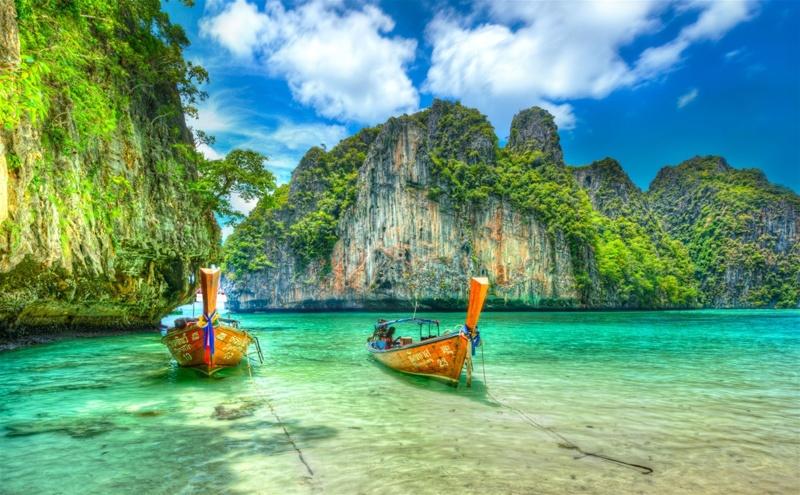 Đảo Phai Thái Lan