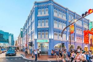 Khách sạn 81 Chinatown Singapore