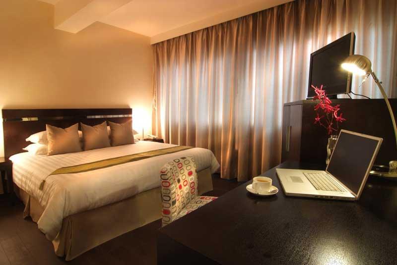 khách sạn Link Singapore