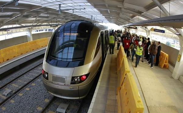 tàu điện ngầm ở Singapore