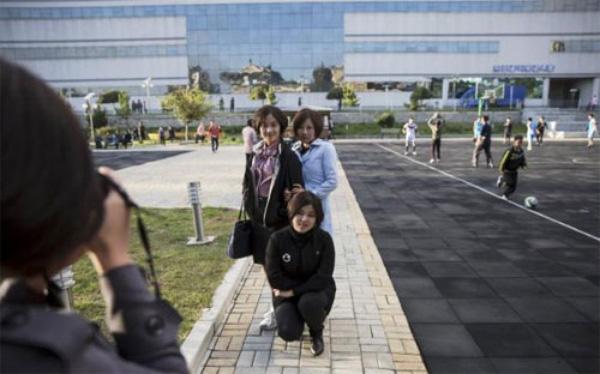 Việc chụp ảnh ở Triều Tiên cần tuân thủ những định hết sức nghiêm ngặt