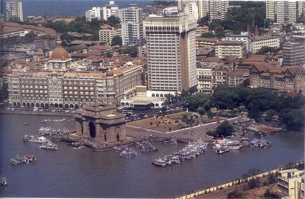 Mumbai - cái nôi của Bollywood.