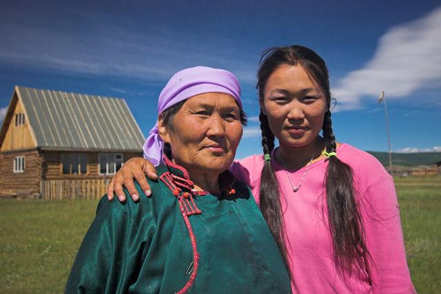 Trong xã hội của đất nước Mông Cổ, vai trò của người phụ nữ được đề cao rất nhiều.