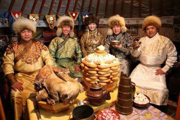 Tsagaan Sar là một trong hai ngày lễ quan trọng nhất trong năm của người Mông Cổ.
