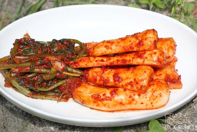 Món gakkimchi, món ăn không thể thiếu trong những ngày tết Hàn Quốc
