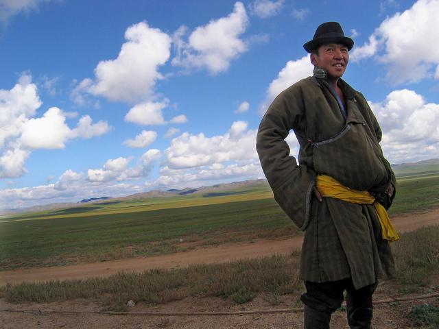 Dell - Trang phục truyền thống của Mông Cổ