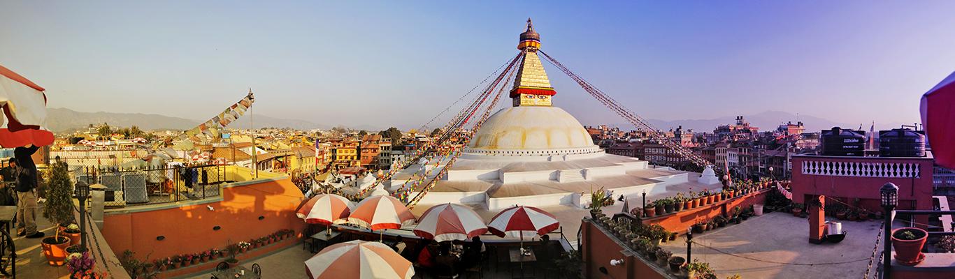 Nepal là quốc gia tập trung dày đặc các di sản văn hóa thế giới.