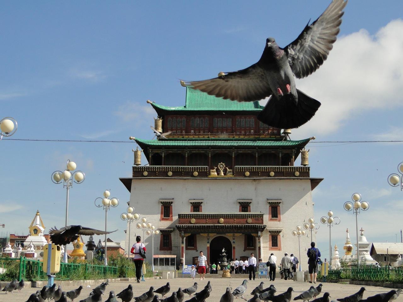 Tu viện Gandan