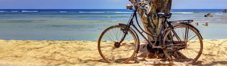 Hàng thập niên qua, Bali luôn hấp dẫn du khách với trập trùng đồi núi nguyên sơ, những bãi biển trải dài xanh biếc với cát trắng, những cánh rừng nhiệt đới nguyên sinh bạt ngàn, thửa ruộng bậc thang đẹp tựa tranh vẽ, những mặt hồ yên ả xung quanh rợp bóng cây nằm trên những miệng núi lửa đã tắt…