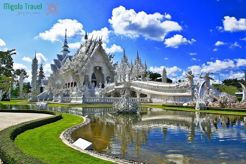 Du Lịch Thái Lan - Chiang Rai