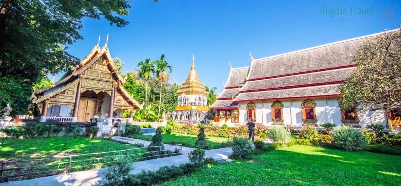 Thành Phố Cổ Chiang Mai