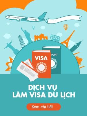 Dịch vụ visa du lịch