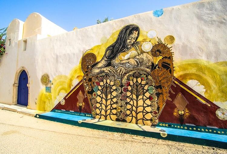 Du khách sẽ được chiêm ngưỡng rất nhiều những tác phẩm nghệ thuật ở Quận 6 và Woodstock.