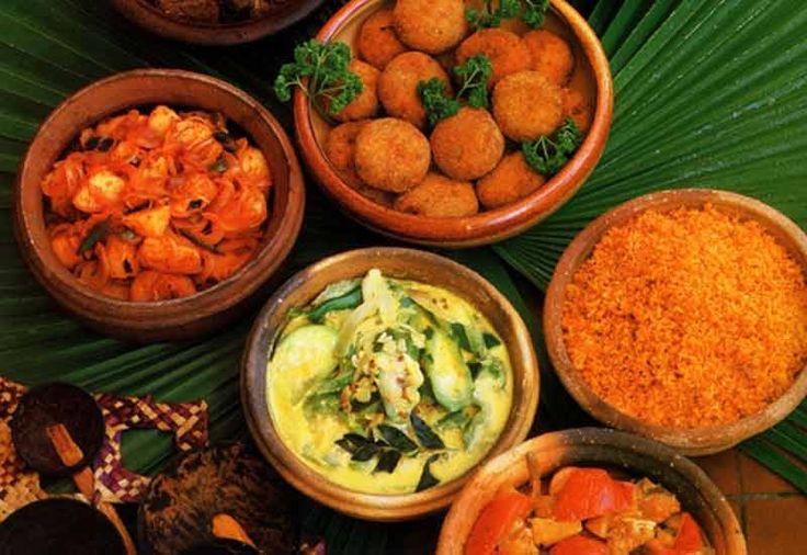 Cà ri luôn xuất hiện trong hầu hết các món ăn ở Sri Lanka