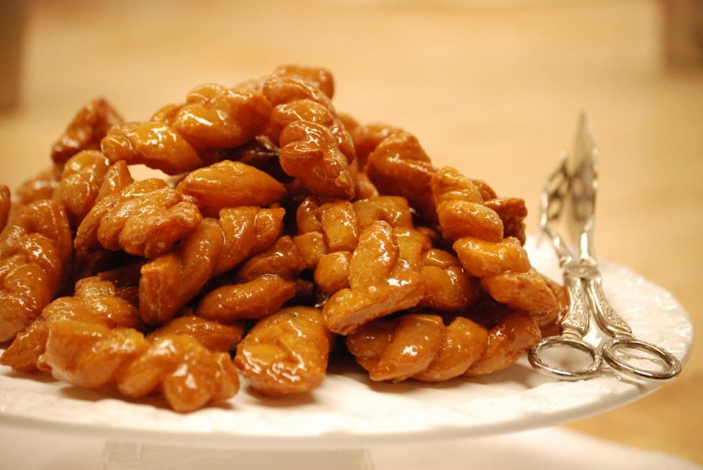 Món bánh Koeksisters được ưa chuộng không chỉ ở Nam Phi mà còn phổ biến khắp thế giới