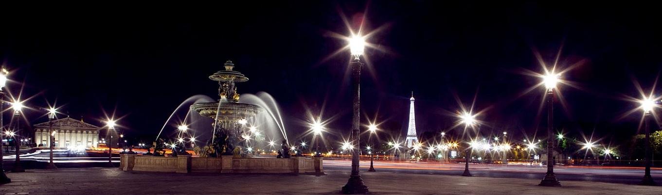 Quảng trường Concorde - thuộc vào cỡ lớn hàng đầu tại thủ đô Paris, được đưa vào danh sách 10 quảng trường nổi tiếng nhất thế giới. Đây là nơi tập hợp nhiều di tích lịch sử và công trình kiến trúc nguy nga tráng lệ nhất Paris